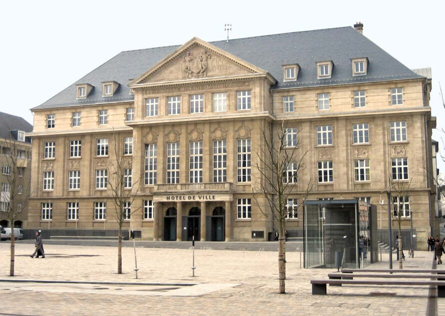 Esch-sur-Alzette